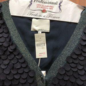 3.1 Phillip Lim Sweaters - NWT Phillip Lim Paillet and Tencel Cardigan L